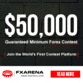 FX Arena – Big Prizes on Forex Trading Contests!