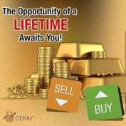 Deray Options Broker – 100$ Binary Options No Deposit Bonus!
