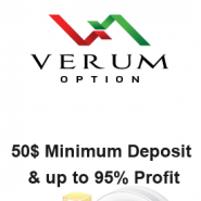 Verum Option Review – Financial Market Relations Regulation Center Regulated Broker