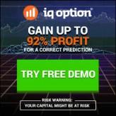 IQ Option – Free Demo Account