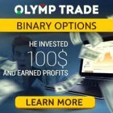 Olymp Trade Review – 10$ Binary Options Minimum Deposit