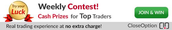 Close Option binary options contest or tournament