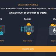 Spectre.ai New asset class EPIC – Make 90% Every 1 Second!